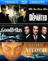 Departed / Goodfellas / Aviator (BLU-RAY)