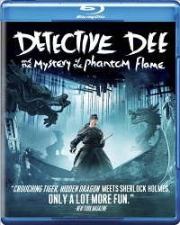Detective Dee And The Mystery Of The Phantom Flame (BLU-RAY)