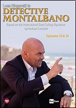 Detective Montalbano - Episodes 33 & 34