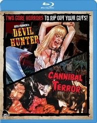 Devil Hunter / Cannibal Terror (BLU-RAY)