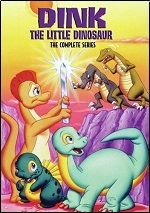 Dink The Little Dinosaur - The Complete Series