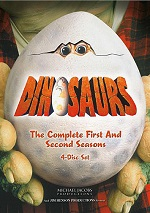 Dinosaurs - The Complete First And Second Seasons