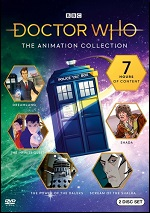Doctor Who - The Animated Collection