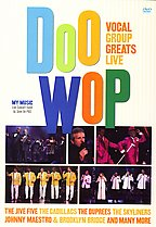Doo Wop - Vocal Group Greats Live