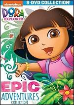 Dora The Explorer - The Epic Adventure Collection