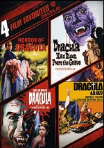 Draculas - 4 Film Favorites