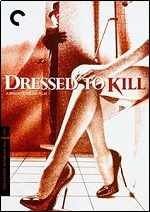 Dressed To Kill - Criterion Collection
