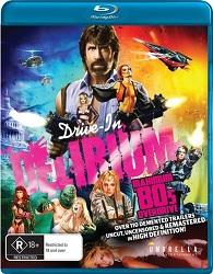Drive-In Delirium - Maximum 80s Overdrive (BLU-RAY)