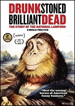 Drunk Stoned Brilliant Dead - The Story Of The National Lampoon
