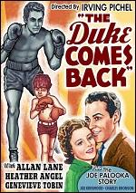 Duke Comes Back / Joe Palooka Story: Two Rings For Eddie