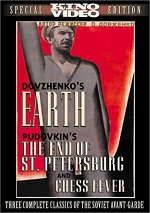 Earth / End Of St. Petersburg / Chess Fever