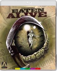 Eaten Alive (BLU-RAY + DVD)