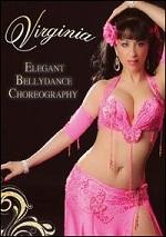 Elegant Bellydance Choreography With Virginia