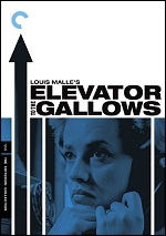 Elevator To The Gallows - Criterion Collection