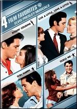 Elvis Presley Musicals - 4 Film Favorites