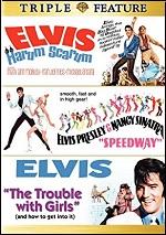 Elvis Triple Feature