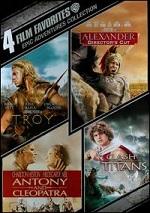 Epic Adventures Collection - 4 Film Favorites