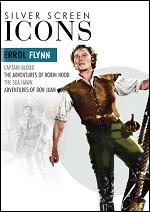 Errol Flynn - Silver Screen Icons