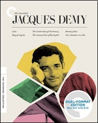 Essential Jacques Demy - Criterion Collection (BLU-RAY + DVD)