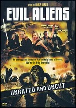 Evil Aliens - Unrated And Uncut