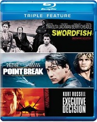 Swordfish / Point Break / Executive Decision (BLU-RAY)