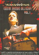 Extreme Horror Collection - Vol. 1 - Limited Edition
