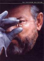 F For Fake - Criterion Collection