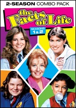 Facts Of Life - Seasons 1 & 2