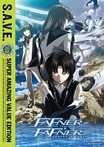 Fafner - The Complete Series & Movie