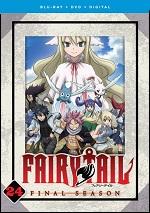 Fairy Tail - Part 24 (DVD + BLU-RAY)