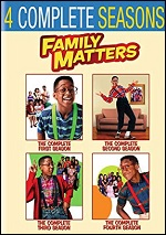 Family Matters - Seasons 1-4