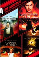 Fantasy Thriller Collection - 4 Film Favorites