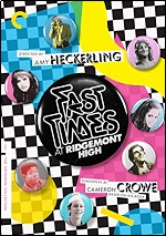 Fast Times At Ridgemont High - Criterion Collection