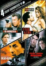 Fast Action Collection - 4 Film Favorites
