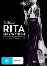 Films Of Rita Hayworth - Platinum Collection