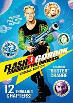 Flash Gordon Conquers The Universe - Special Edition
