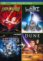 Flash Gordon / Last Starfighter / Battlestar Galactica / Dune