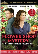 Flower Shop Mystery: The Complete Movie Collection