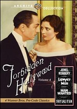 Forbidden Hollywood Collection - Volume Four