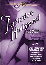 Forbidden Hollywood Collection - Volume Three