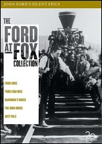 Ford At Fox - The Silent Epics