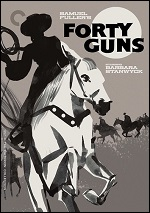 Forty Guns - Criterion Collection