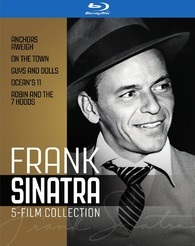 Frank Sinatra Collection (BLU-RAY)