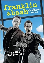 Franklin & Bash - The Complete Series