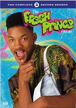 Fresh Prince Of Bel Air - The Complete Second Season
