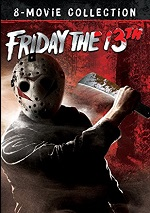 Friday The 13th - 8-Movie Collection