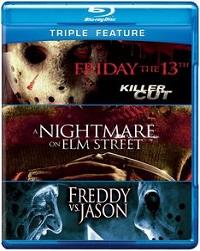 Friday The 13th - Killer Cut / A Nightmare On Elm Street / Freddy Vs. Jason (BLU-RAY)