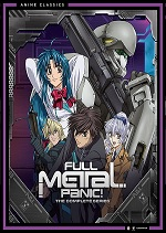 Full Metal Panic - The Complete Series