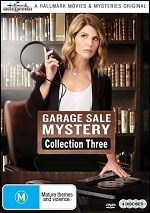 Garage Sale Mystery - Collection Three