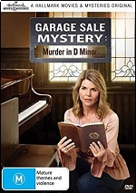 Garage Sale Mystery - Murder In D Minor